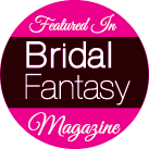 sarah pukin photography featured in Bridal Fantasy Magazine 2017