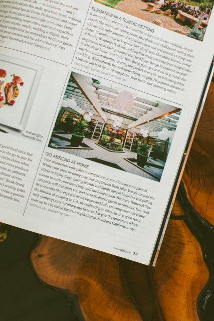 avenue magazine - ramsay