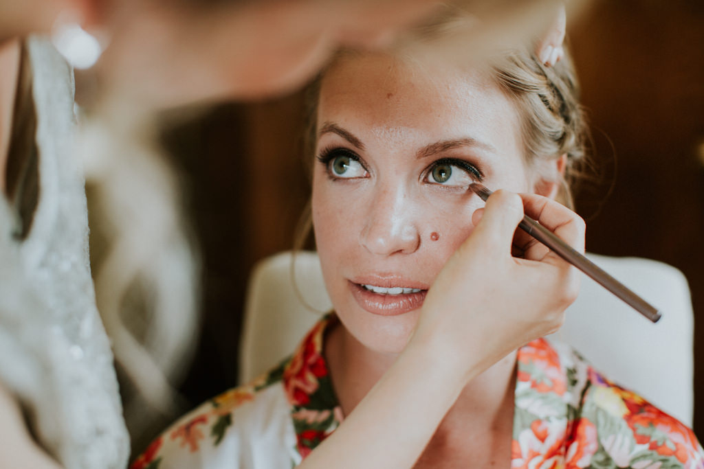 ten reasons why you need a badass bitch to do your hair and make up on your wedding day