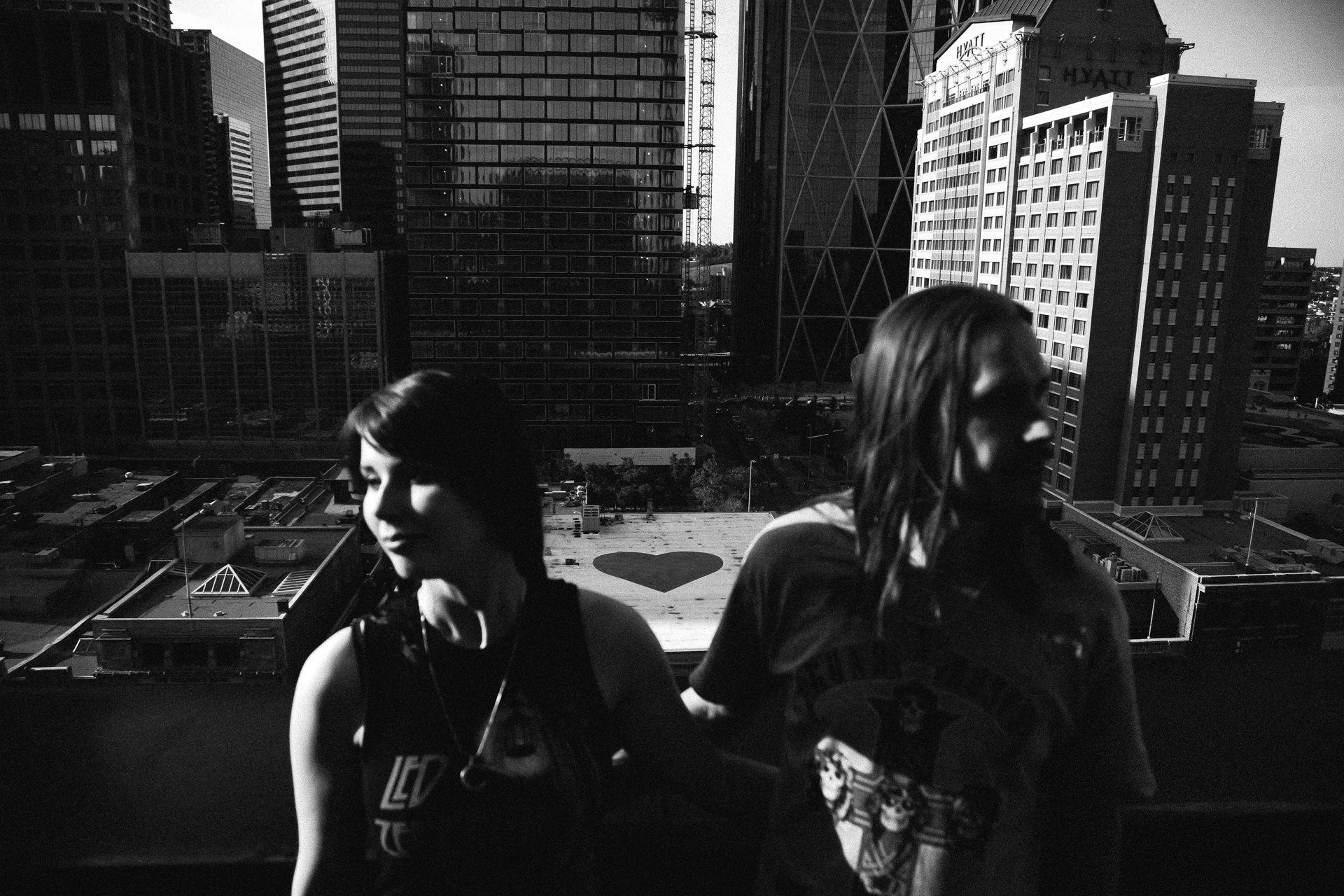 Calgary Engagement Photography