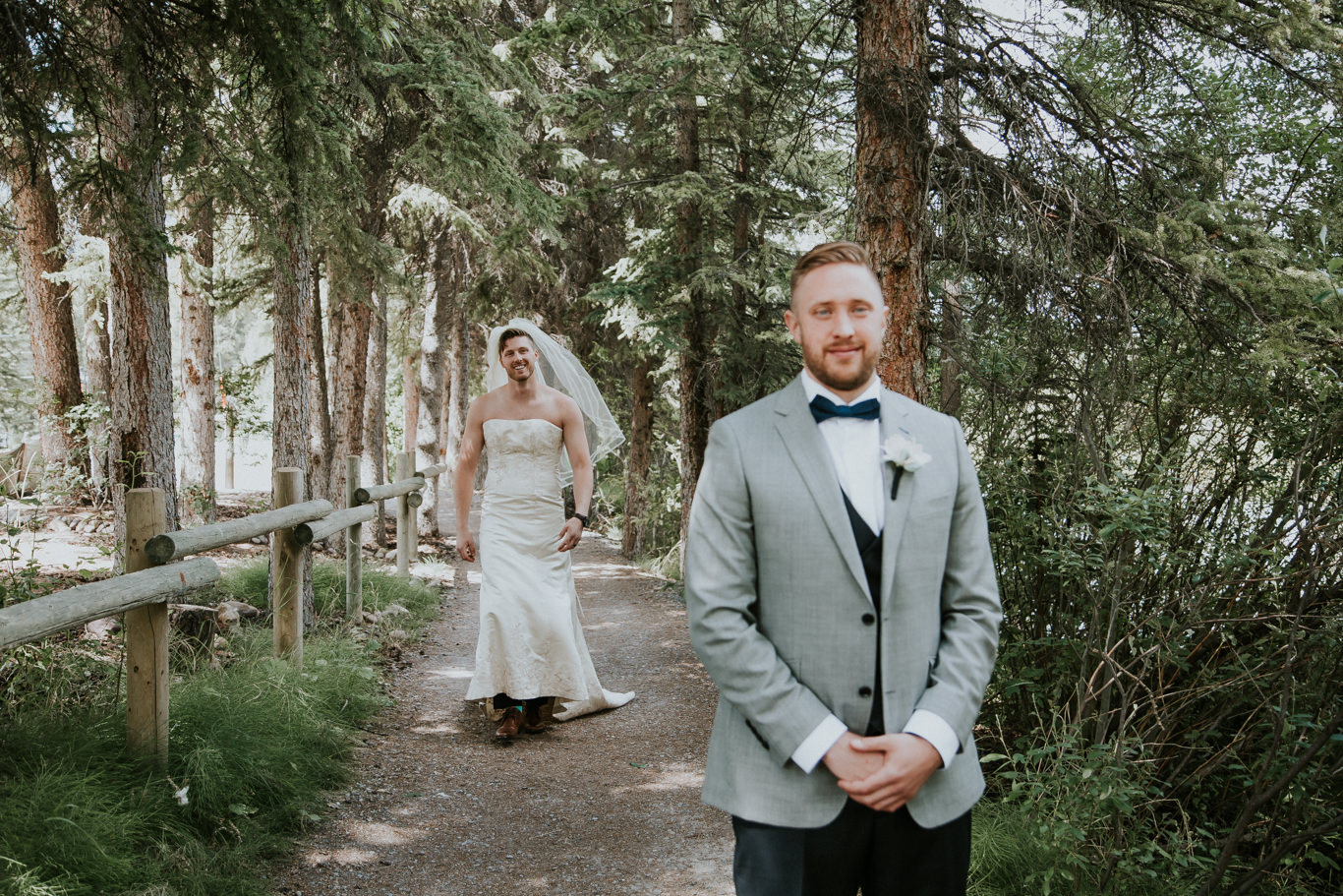 first-look-needs-to-be-crashed-by-your-best-man-in-a-wedding-dress-2