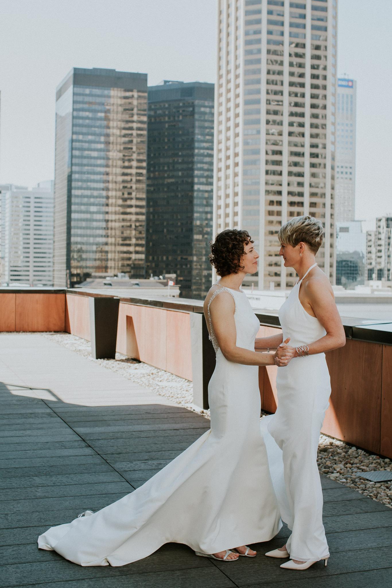 Lindsay-and-Heather-Charbar-Restaurant-Wedding-in-Calgary-12