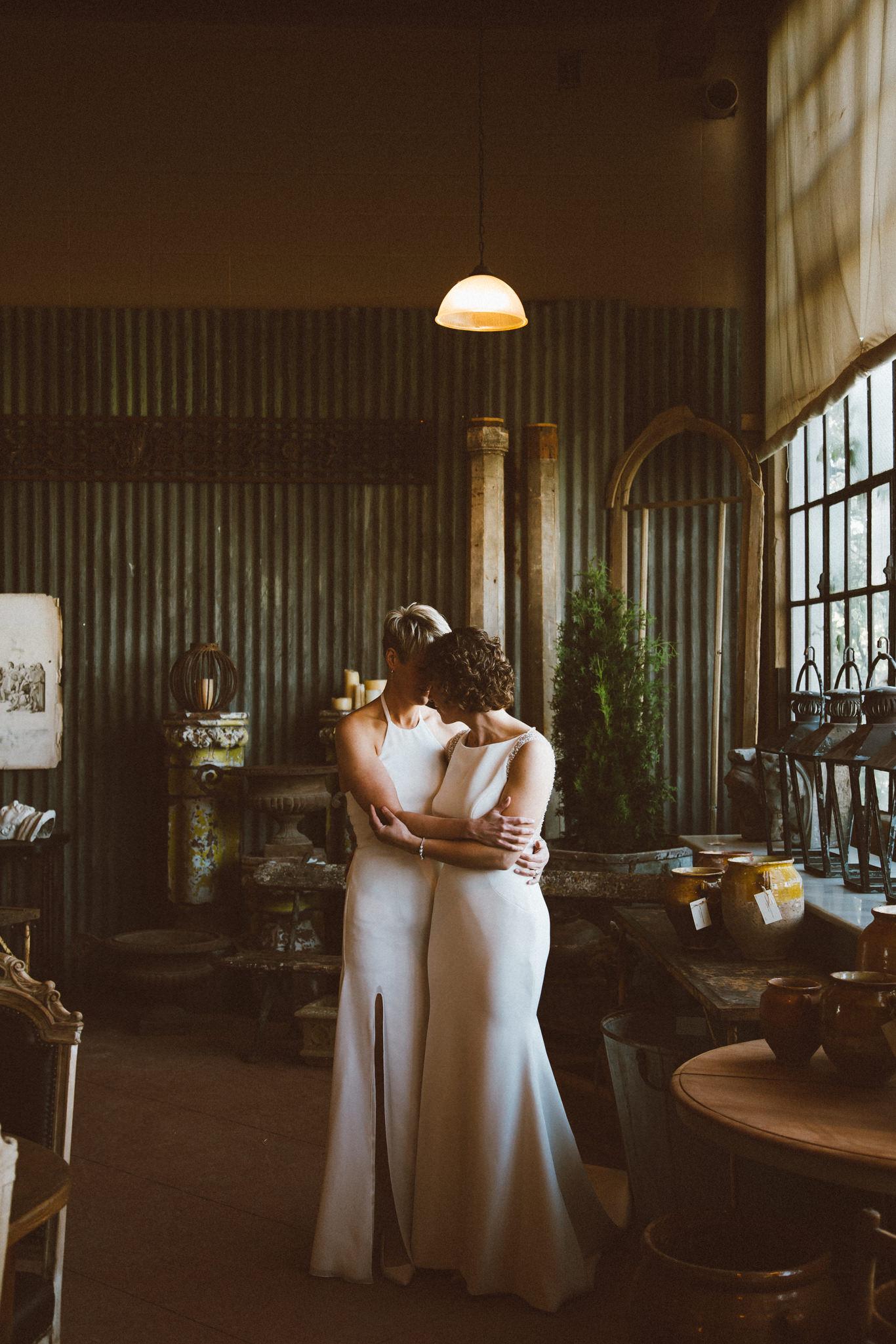Lindsay-and-Heather-Charbar-Restaurant-Wedding-in-Calgary-19