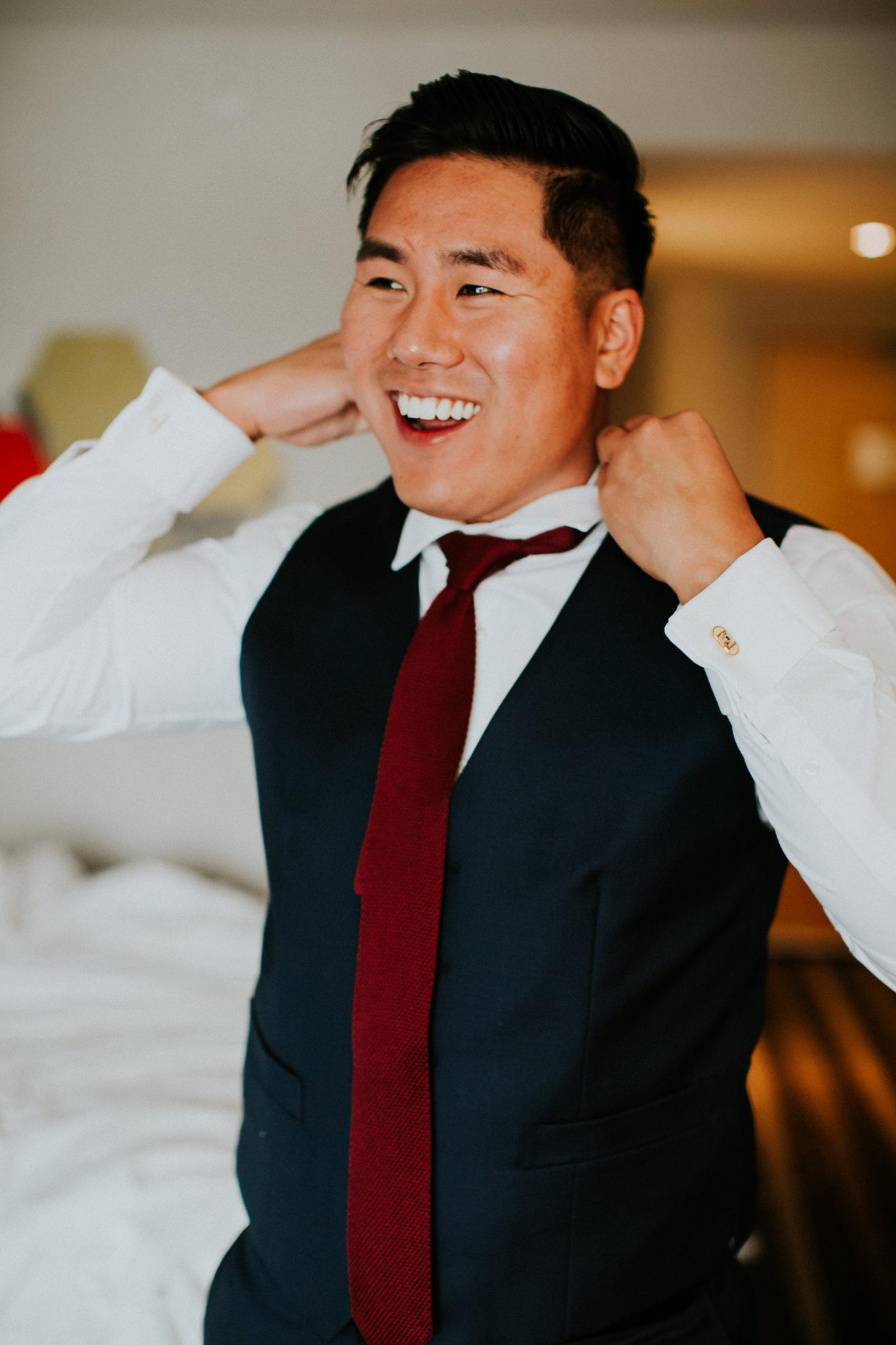 hotel arts wedding in calgary