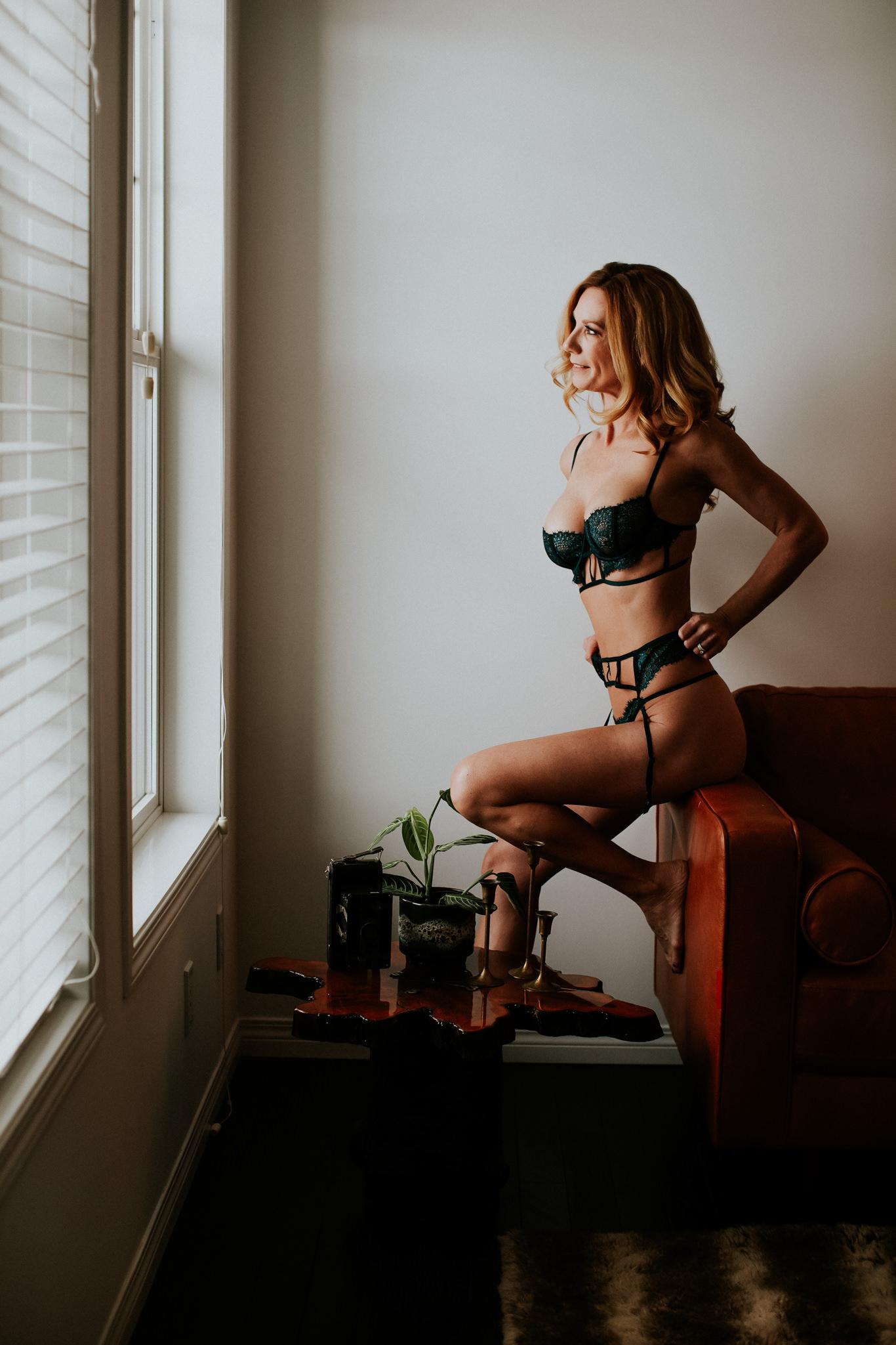 Calgary Boudoir Photography Studio 13