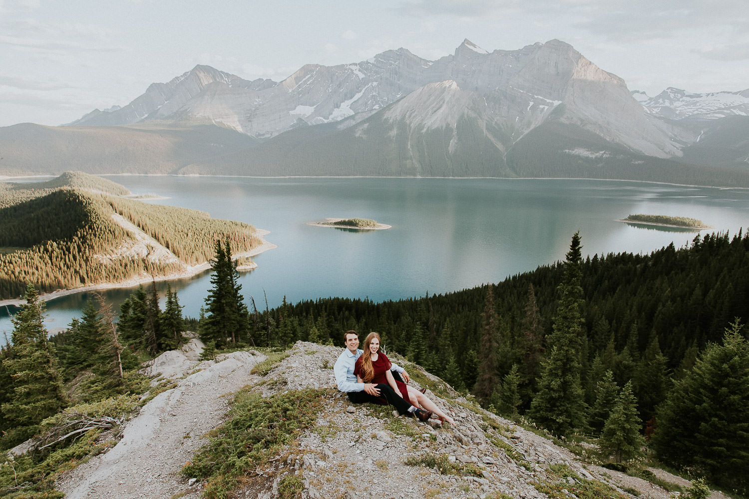 adventure session with Canadian Rockies photographer Sarah Pukin
