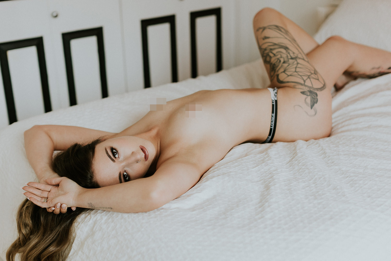 Calgary Boudoir Photographers Review and Client Experience 3