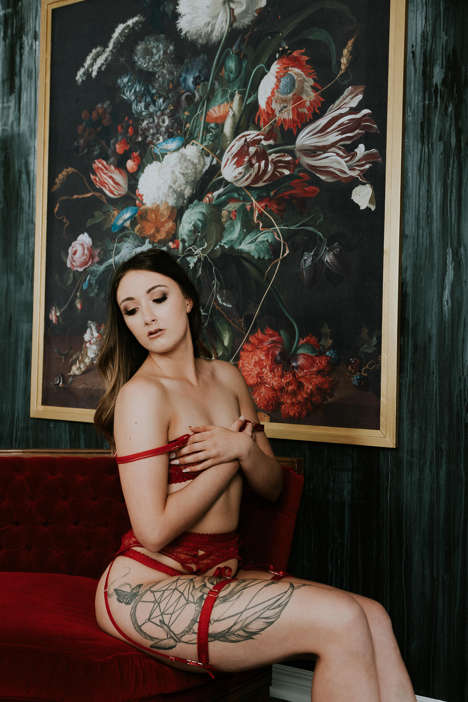 Calgary Boudoir Photographers Review and Client Experience 1